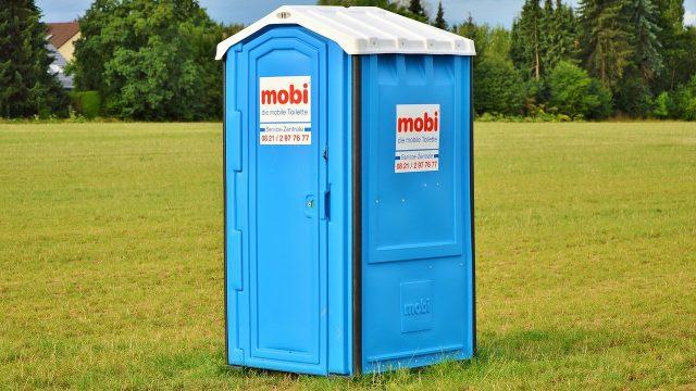 トイレを探す夢